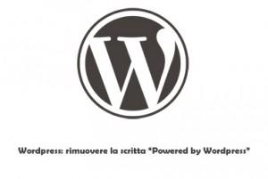wordpress-rimuovere-scritta-footer