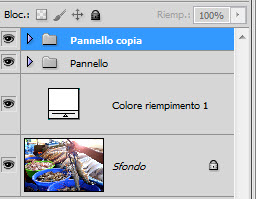 photoshop pannello copia