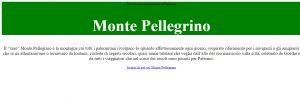 La pagina collegata al file CSS